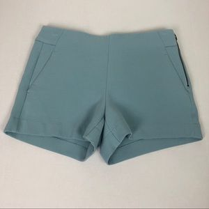Banana Republic Chambray Blue Shorts Sz 4